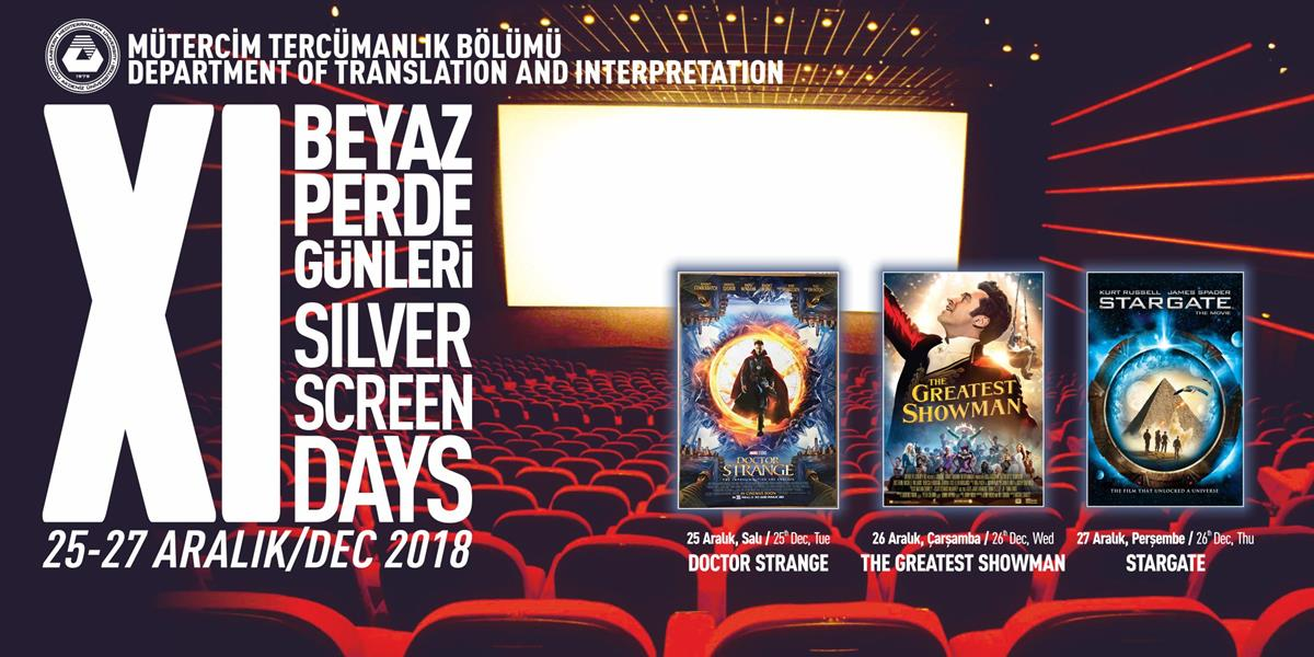 11th Silver Screen Days